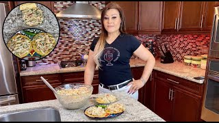 Como Hacer Una Ensalada De Pollo (Southwest Chicken Salad)