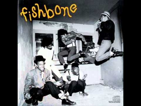 Fishbone - ? (Modern Industry)