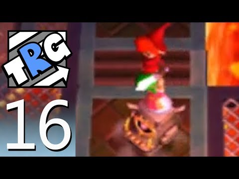 The Legend of Zelda: Tri-Force Heroes - Episode 16: Enlisting the Armos