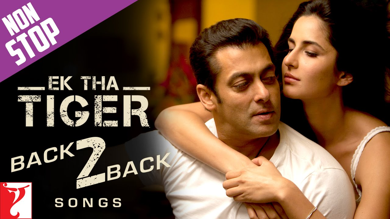 Salman Khan And Katrina Kaif In Ek Tha Tiger