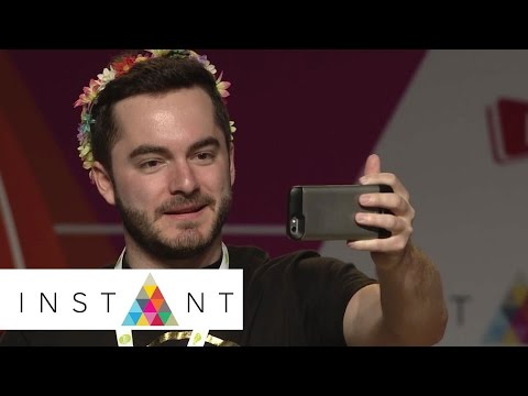 JORDAN MARON Interview | Instant Exclusive | INSTANT