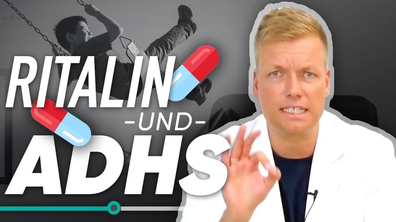 WIE WIRKT METHYLPHENIDAT (RITALIN) bei ADHS?