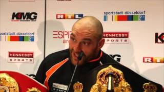 TYSON FURY CONFIRMS THAT HIM AND WIFE PARIS ARE EXPECTING THEIR THIRD CHILD.