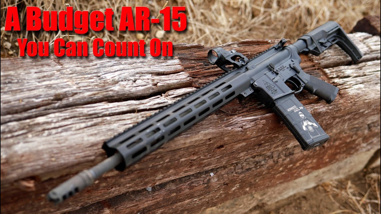 Del-Ton Sierra 316L Full Review: Budget AR-15 You Can Count On