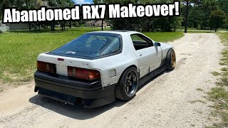homepage tile video photo for Making This Abandoned FC RX7 Look Good!? (Is It Even Possible!?)