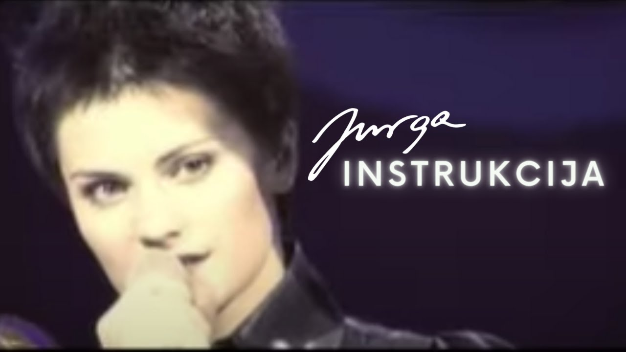 Jurga | Instrukcija (official video)