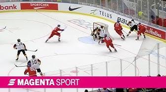 Tschechien - Deutschland | U20 Eishockey-Weltmeisterschaft | MAGENTA SPORT