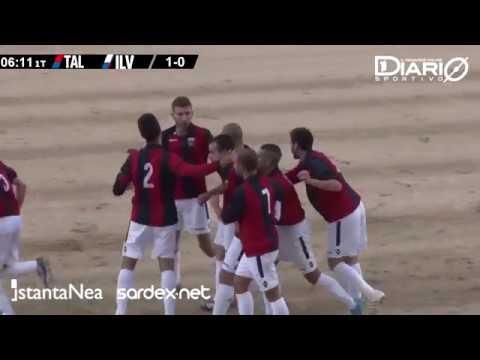 Taloro Gavoi - Ilvamaddalena 4-0 - Full Match - Giornata 1 - ECCELLENZA SARDEGNA 2016-17