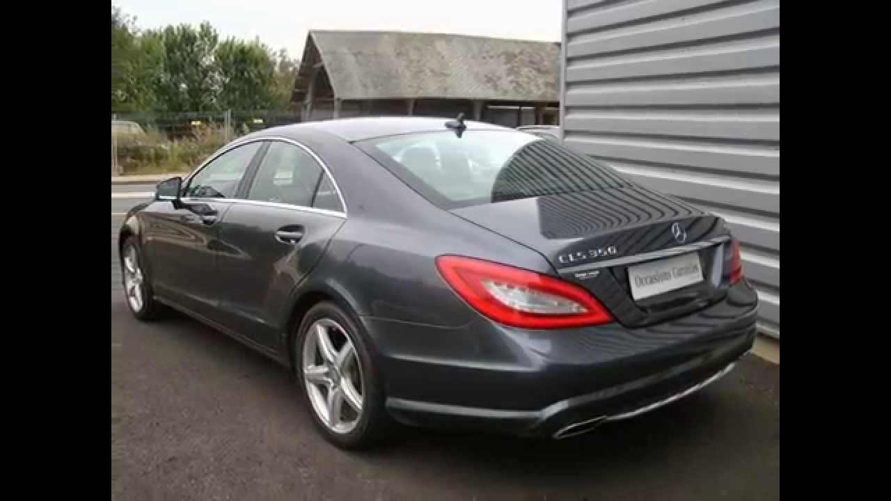 mercedes classe cls 350 cdi bva pack amg youtube. Black Bedroom Furniture Sets. Home Design Ideas