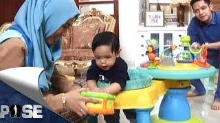 Kebersamaan Alyssa Soebandono dan Dude Herlino dengan Si Buah Hati - Pose (16/11)