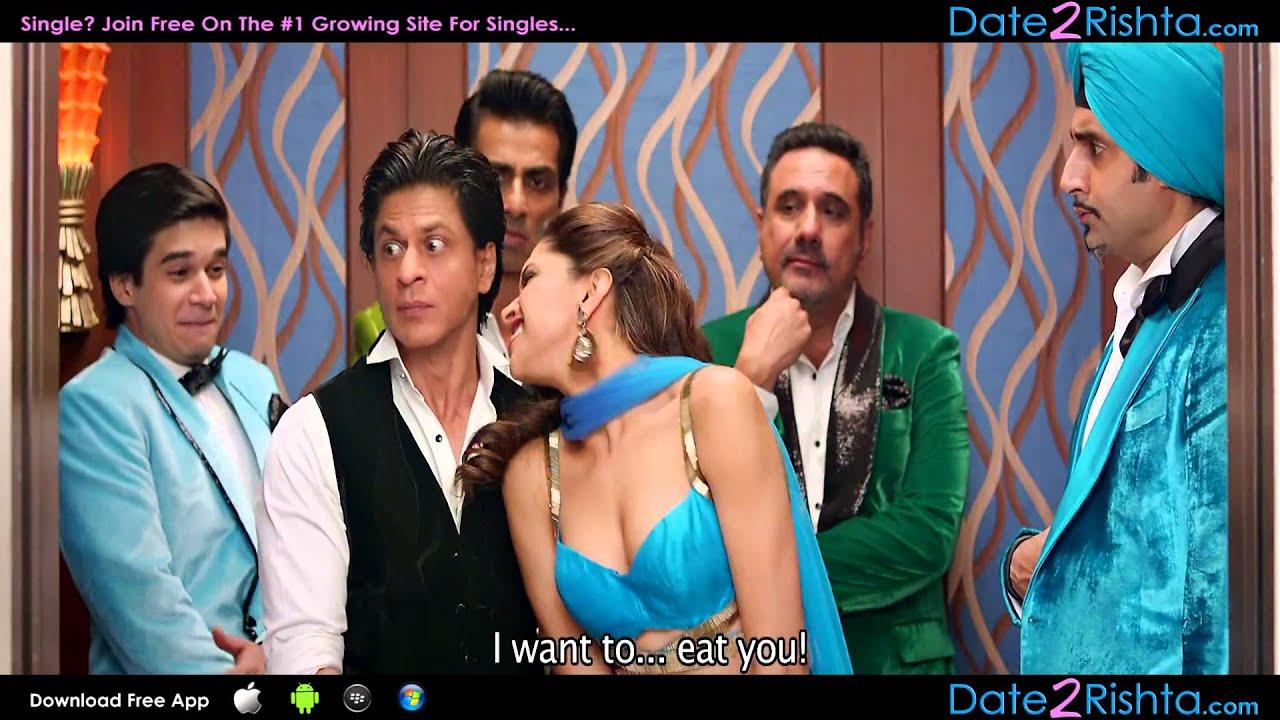Happy New Year Official Trailer   Sharukh Khan   Deepika ...