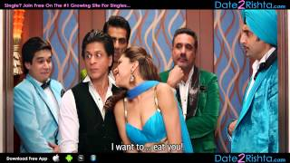 Happy New Year Official Trailer | Sharukh Khan | Deepika Padukone (HD 1080p)