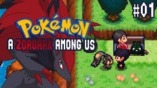 Pokemon A Zoroark Among Us Part 1 Pokemon Fan Game Gameplay Walkthrough