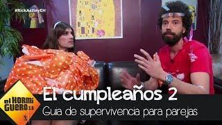 La otra perspectiva de los cumpleaños, por Juan y Damiana - El Hormiguero 3.0