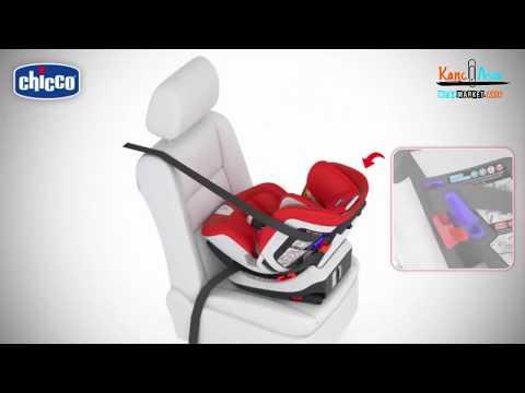 Обзор автокресла Chicco Seat Up 012