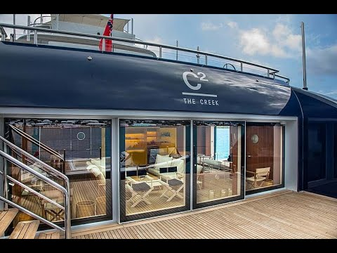 Ronald Perelman and his Crazy US$ 125 Million Luxury SuperYacht C2