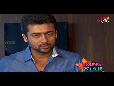 Young Star : Suriya - Indian Actor