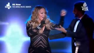 Mariah Carey Meteorite Live at The World Music Awards 2014