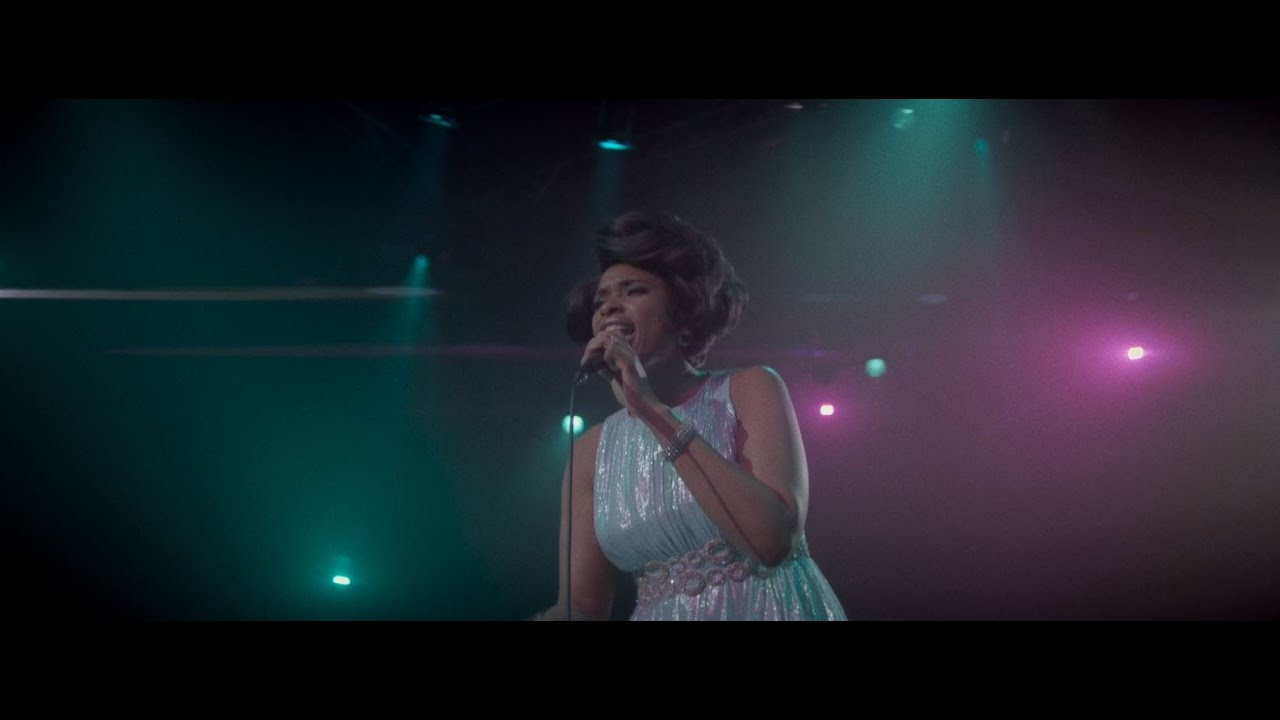 """RESPECT - Jennifer Hudson as Aretha Franklin Performs """"Respect"""" (Universal Pictures) HD"""