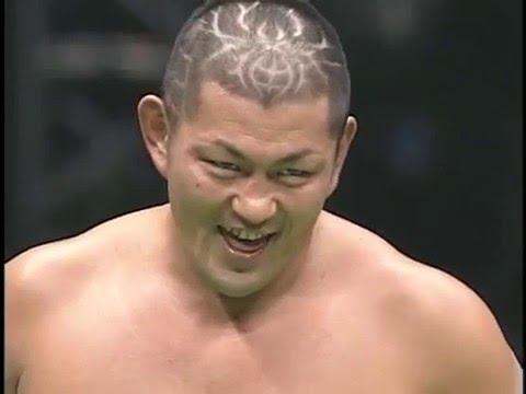 Minoru Suzuki Hair