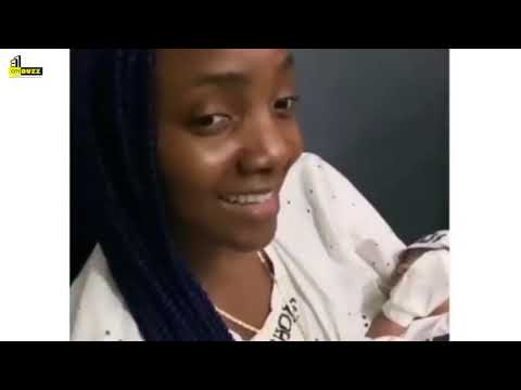 Simi And Adekunle Gold Reveal Their Baby's Face
