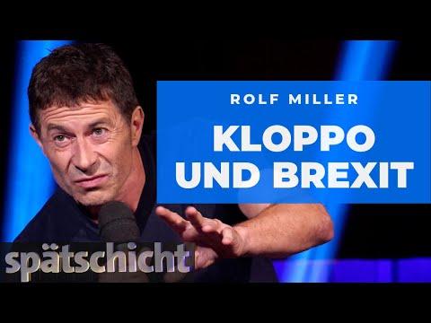 Brexit Und Jürgen Klopp: Rolf Miller Very British | SWR Spätschicht