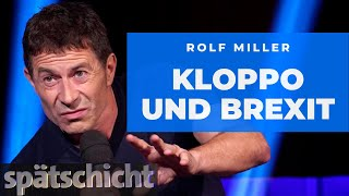 Brexit und Jürgen Klopp – Rolf Miller very british