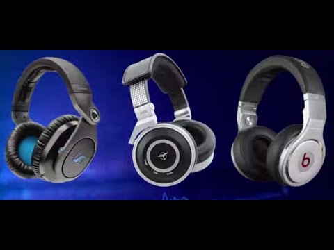 Headphone Review: Beats Pro vs Sennheiser HD8DJ vs AKG K267 Tiesto DJ
