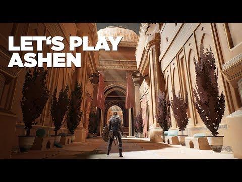 hrej-cz-let-s-play-ashen-cz