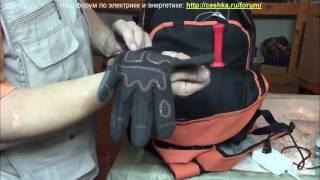 Рюкзак и органайзер от ШТОК, комплектация инструментом.Обзор.
