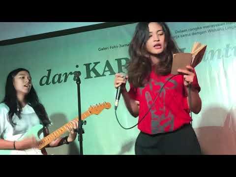 Download Zirah - Solusi Tipuan Live at Galeri Foto Jurnalistik Antara 22/04/2019 Mp4 baru