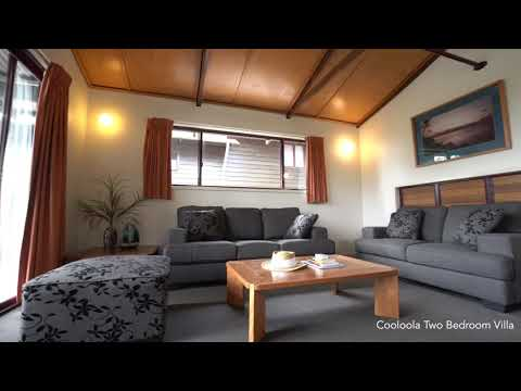 Two Bedroom Standard Villa- Kingfisher Bay Resort Fraser Island
