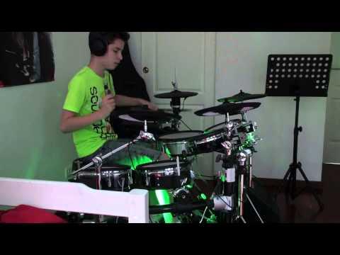 Slipknot Dead memories Drum cover