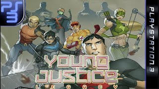 Longplay of Young Justice: Legacy