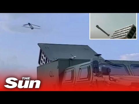 New Chinese Weapon Launches Swarm Of Suicide Drones Annihilating Targets