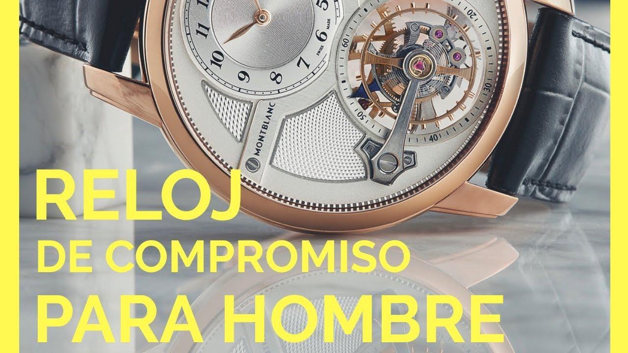 EL MEJOR | Reloj de compromiso para hombre | Reloj para hombre elegante