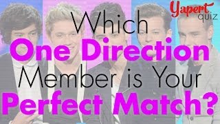 Which One Direction Member is Your Perfect Match? - Annotations Quiz
