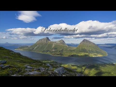 Polarsirkellandet -  Land of the The Arctic Circle - 4K