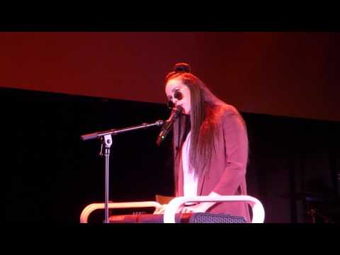 """Allie X """"True Love Is Violent"""" Live at House Of Yes Brooklyn 4/20/17"""
