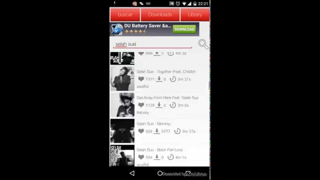 Music mp3 download down tube for (android) free download on mobomarket.