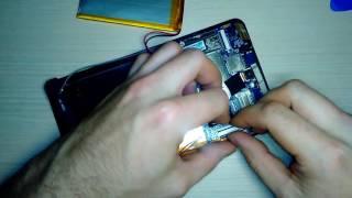 Замена дисплея (экрана) на планшете OYSTERS T72HM 3G