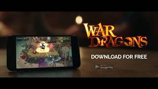 War Dragons App - FIRST DATE Commercial