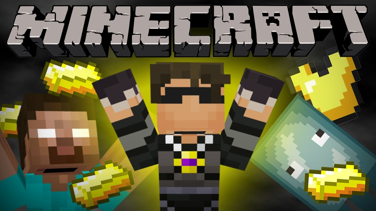 If SkyDoesMinecraft met Herobrine - Minecraft - YouTube