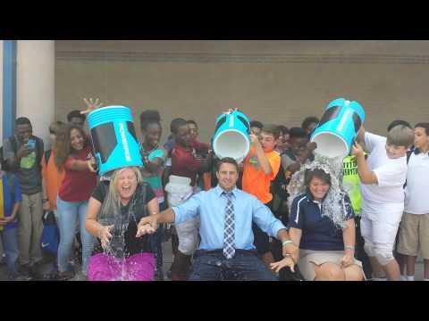 GTMS ALS Ice Water Challenge!!