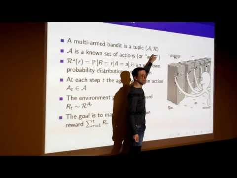 RL Course by David Silver   Lecture 9  Exploration and Exploitation
