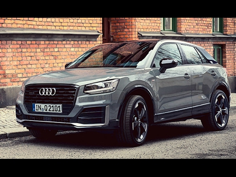 audi q2 test 2017 - youtube