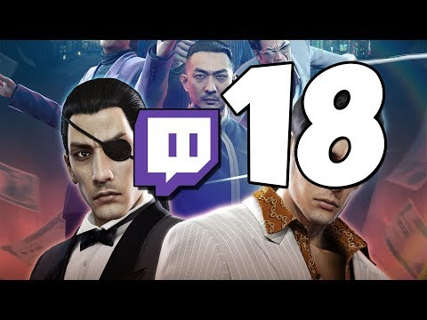Let's Stream Yakuza 0 (FINALE) - Black and White