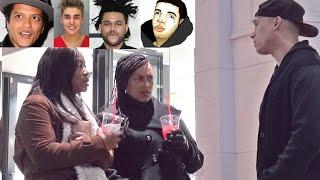 Telling People Celebrities Died [Chris Brown, Miley Cyrus, Justin Bieber, Drake, Lil Wayne]