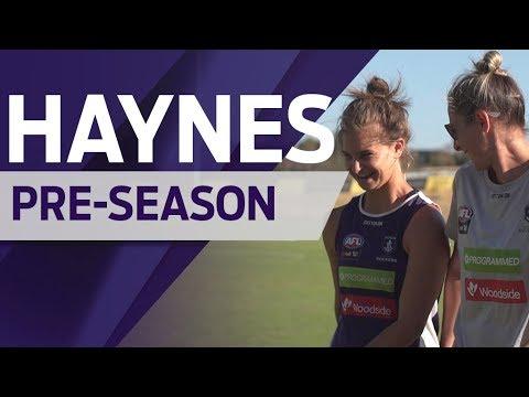Haynes ready to dip deep
