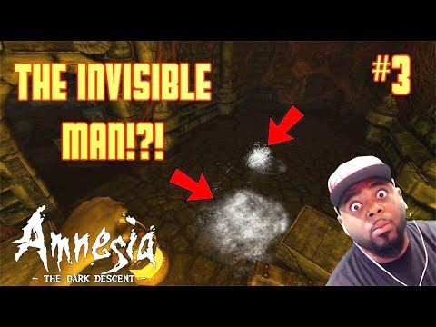 THESE GHOSTS ARE TRASH | AMNESIA THE DARK DESCENT GAMEPLAY #3